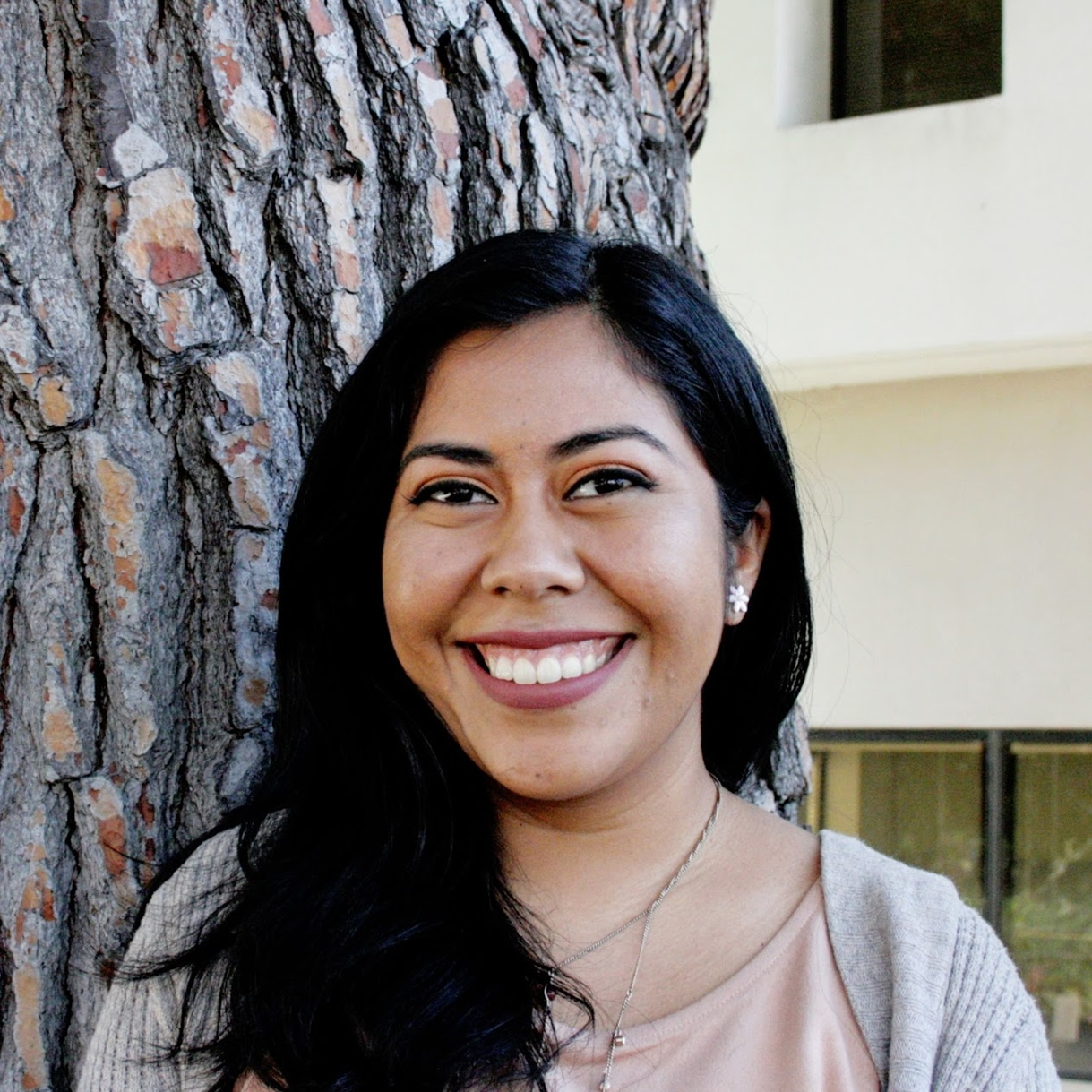 Vania Ramirez, REACH Program Co-Coordinator